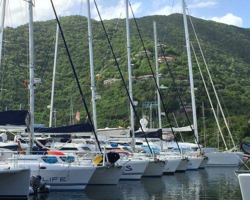 BVI Yacht Charter Show 2015