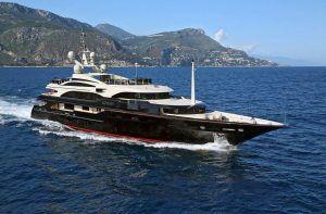 5 Super Yachts Cruising Spanish Waters This Summer